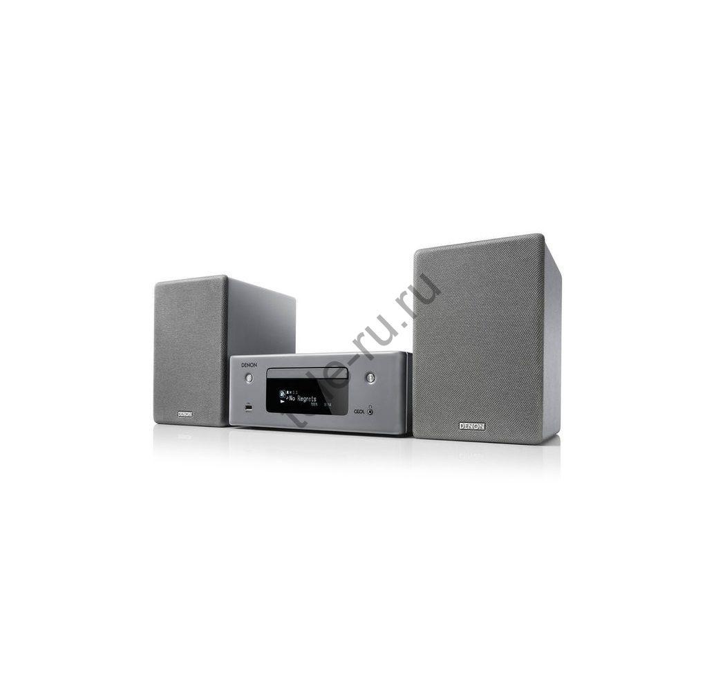 Микросистемы DENON CEOL N10, Grey