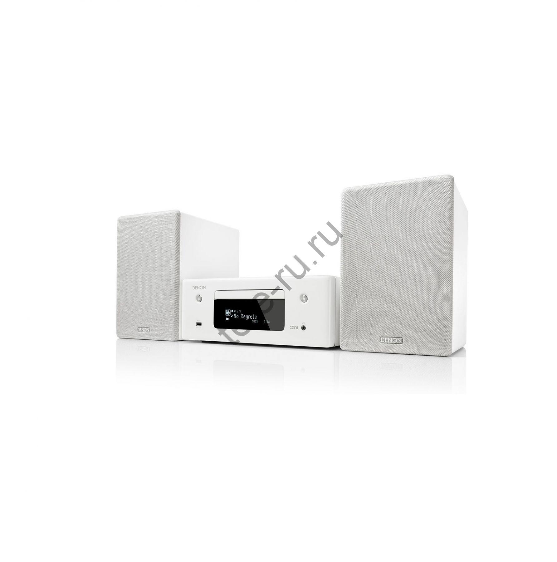 Микросистемы DENON CEOL N10, White