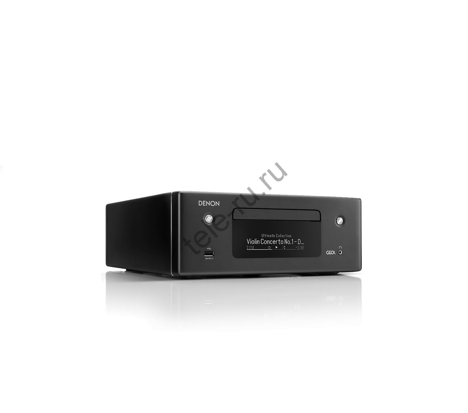Микросистемы DENON RCD-N10, Black