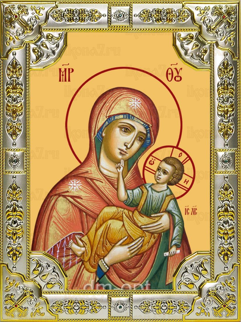 Муромская Икона Божией Матери (18х24)