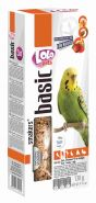 LoLo Pets Smakers для волнистых попугаев (фрукты/мед/яйцо). 130г