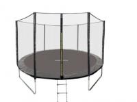 Батут GETACTIVE Jump 8FT Черный (08348S2Y-L)