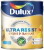 Краска Кухня и Ванная Dulux Ultra Resist 1л для Влажных Помещений, Матовая, Полуматовая / Делюкс Ультра Резист