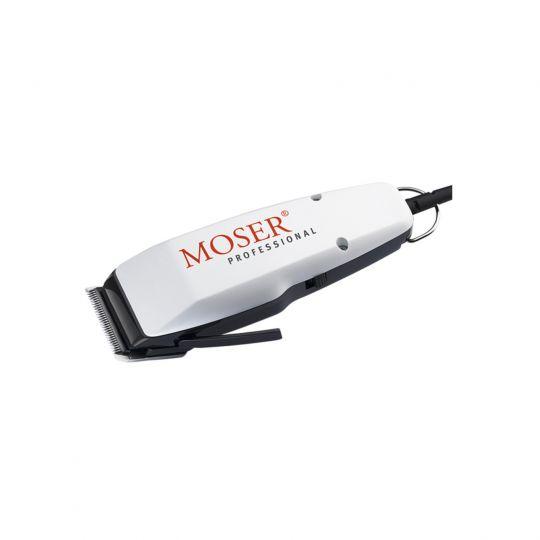 Машинка вибрационная Moser 1400-0086 (Белая)