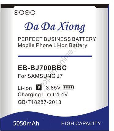 Аккумулятор EB-BJ700BBC EB-BJ700CBE 5050 мАч Япония