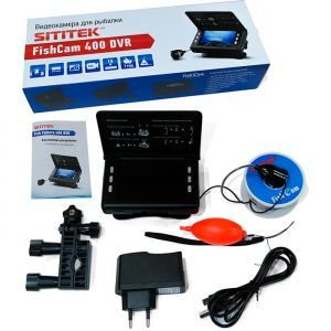 Видеокамера для рыбалки SITITEK FishCam-400 DVR 15м