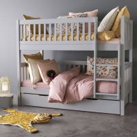 Кровать двухъярусная Классика №4