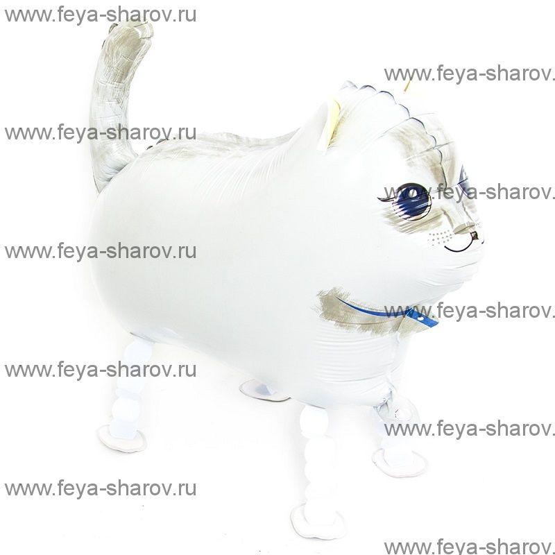 Шар-ходячка Кошка 61 см