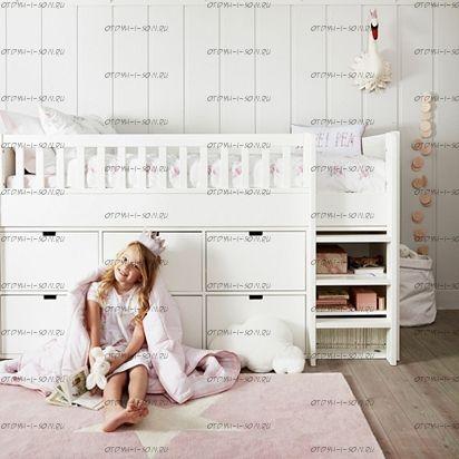 Кровать-чердак Фокси №5