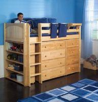Кровать-чердак Фокси №4