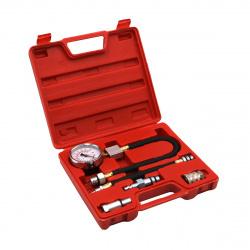 CT-N0104 Компрессометр бензиновый с гибкими  шлангами и тремя адаптерами