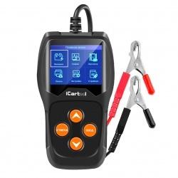 IC-105 Тестер аккумуляторных батарей iCarTool  IC-105