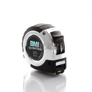 BMI twoCOMP CHROM 3M Измерительная рулетка