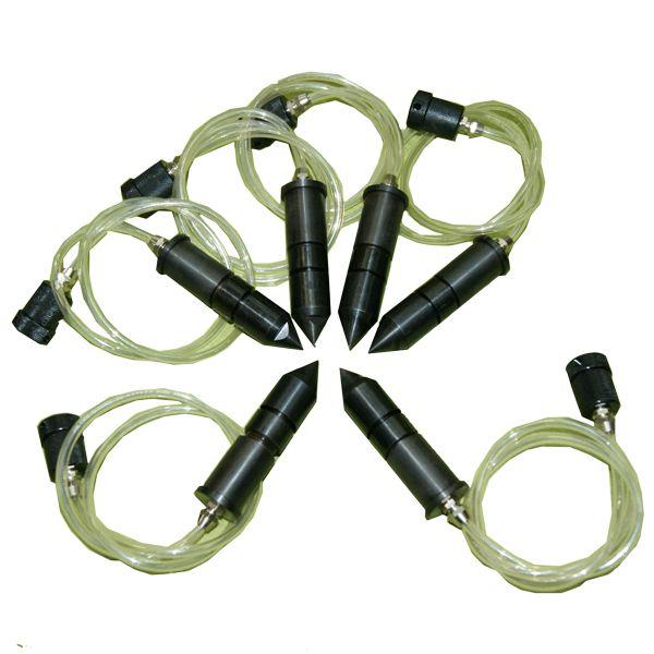 CT-N159 Набор адаптеров для распылителей инжекторов  9мм