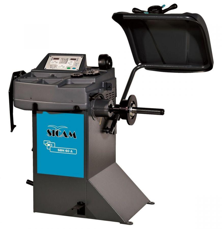 Балансировочный стенд  Sicam SBM60A_blue