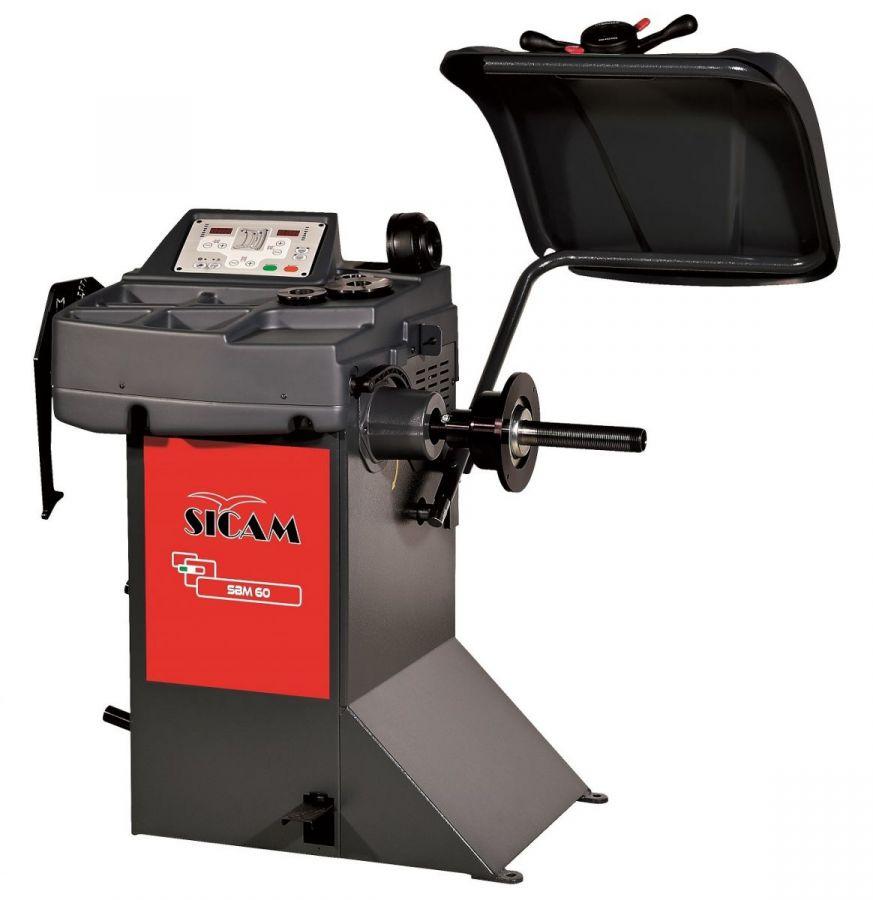 Балансировочный стенд Sicam SBM60