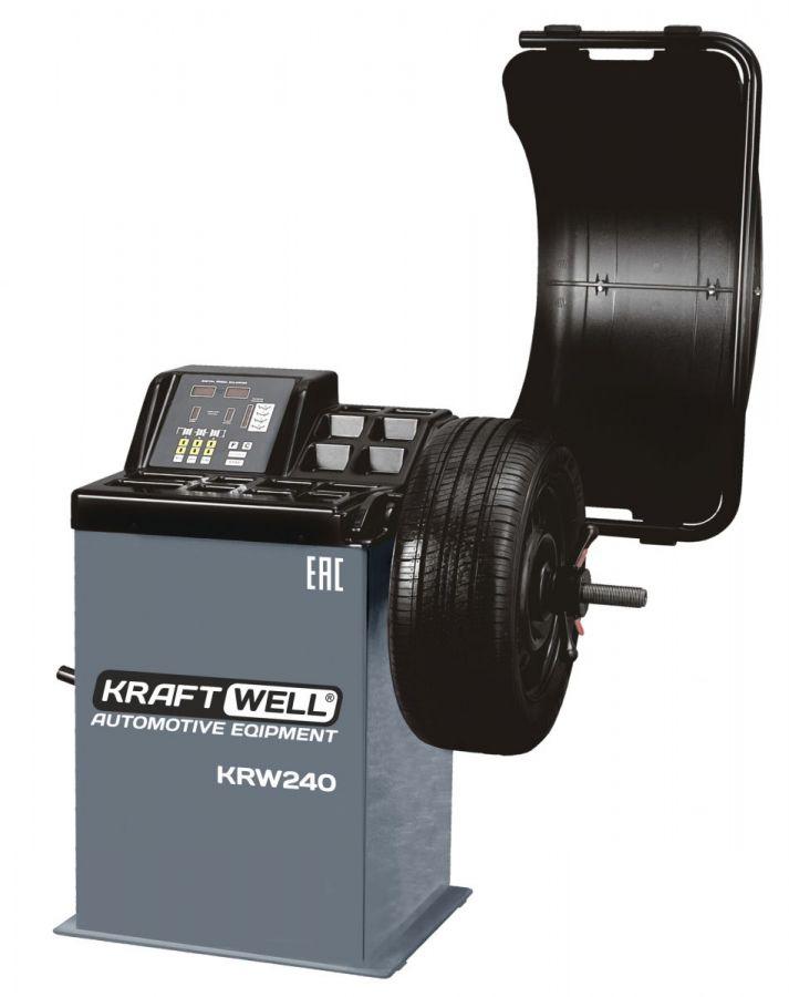 Балансировочный станок KraftWell KRW240_old