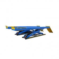 PX09A Подъемник ножничный электрогидравлический  PEAK PX09A г/п 4 тонны, для сход-развала