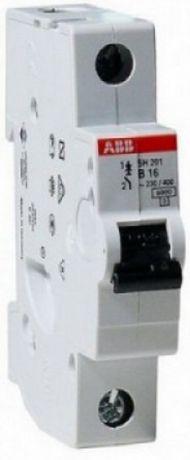 Выключатель автоматический ABB SH200 1п 25А C 4.5кА