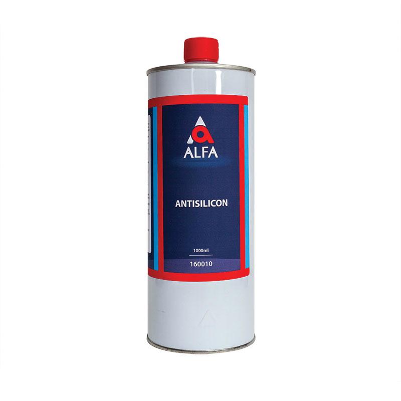Alfa Anti-silicon Очиститель силикона, объем 1л.