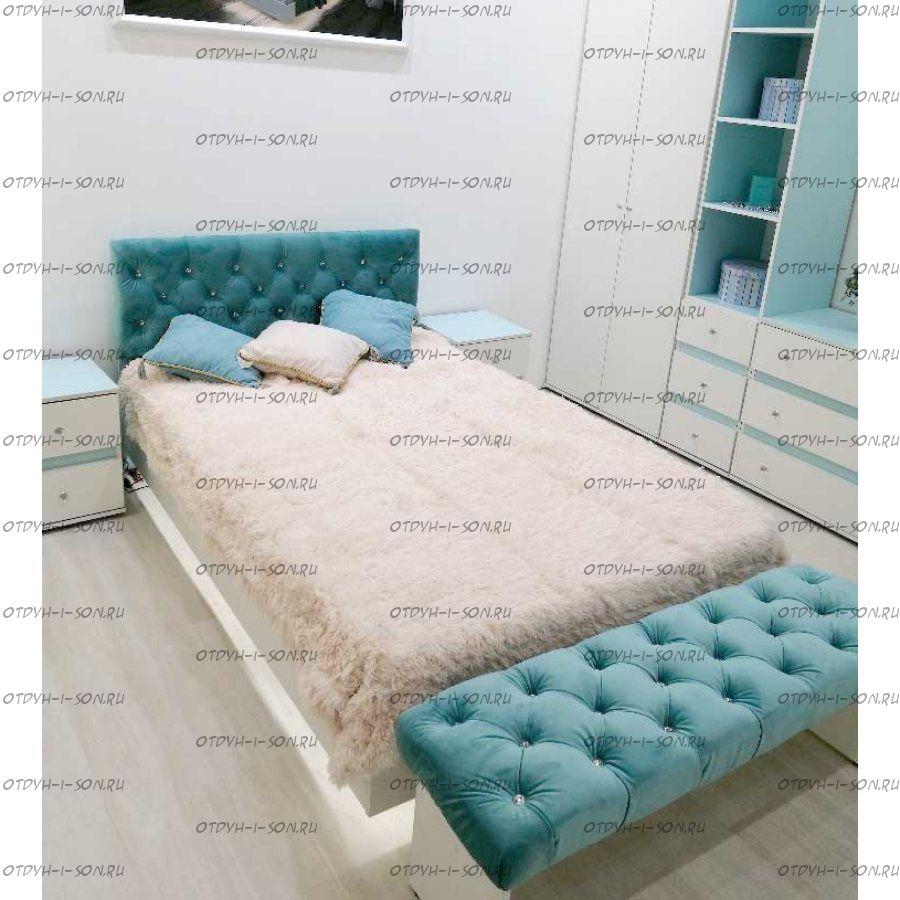 Кровать Тиффани BTS