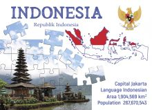 Step to Indonesia