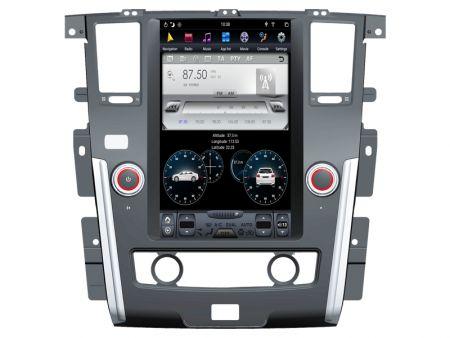 Witson Nissan Patrol 2010-2019 (TZ1808X)