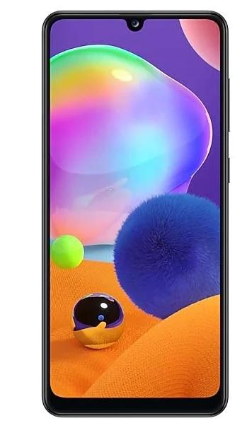 Смартфон Samsung Galaxy A31 128GB Черный (SM-A315FZKVSER)