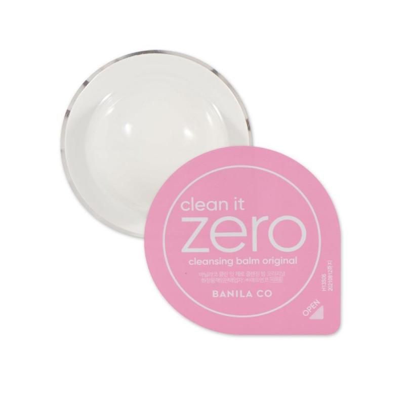 Мини версия Универсальный очищающий бальзам для снятия макияжа BANILA CO Clean It Zero Cleansing Balm Original