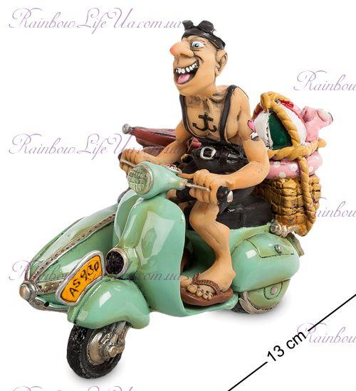 "Мотоцикл Vespa Moto ""W.Stratford"""
