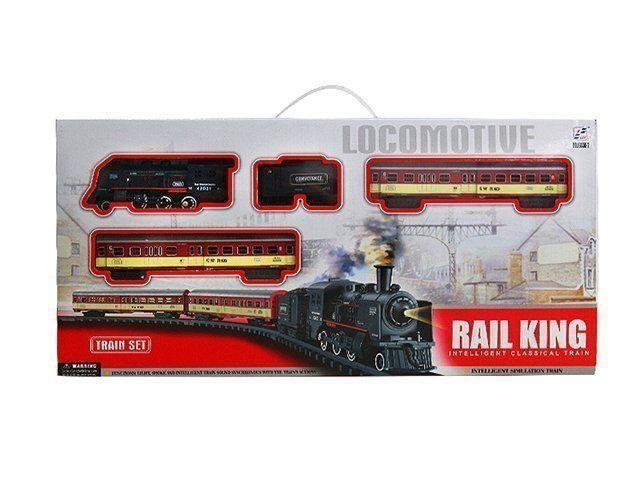 Железная дорога Rail King 19030-2