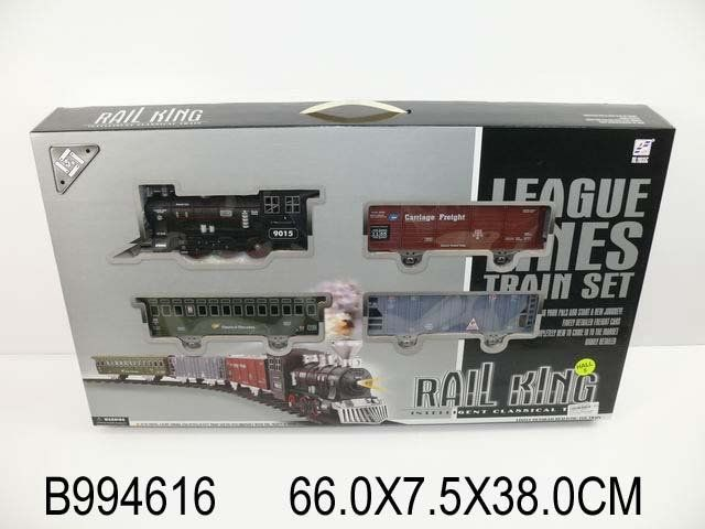 Железная дорога  Rail King 19035С