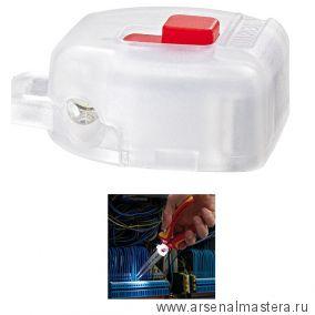 SALE Светодиодная ручная лампа с магнитом KNIPEX 00 11 V50