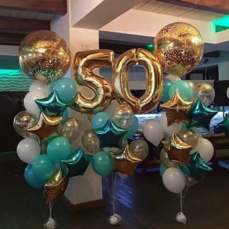 Оформление юбилея 50 лет