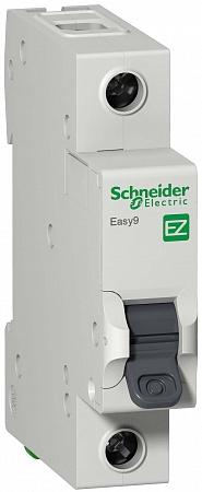 SE EASY 9 Автоматический выключатель 1P 10A (C)