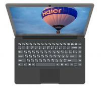 "Ноутбук HAIER i428 (PQC N4200/8Gb/SSD 180Gb/Intel HD Graphics 505/13,3"" FHD/IPS/BT Cam/Win10) Темно-серый (TD0030555RU)"