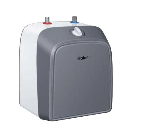Накопительный электрический водонагреватель HAIER ES10V-Q2(R) под мойкой