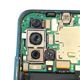 камера макро Huawei Honor 20, 20 Pro, Nova 5T, P40 Lite