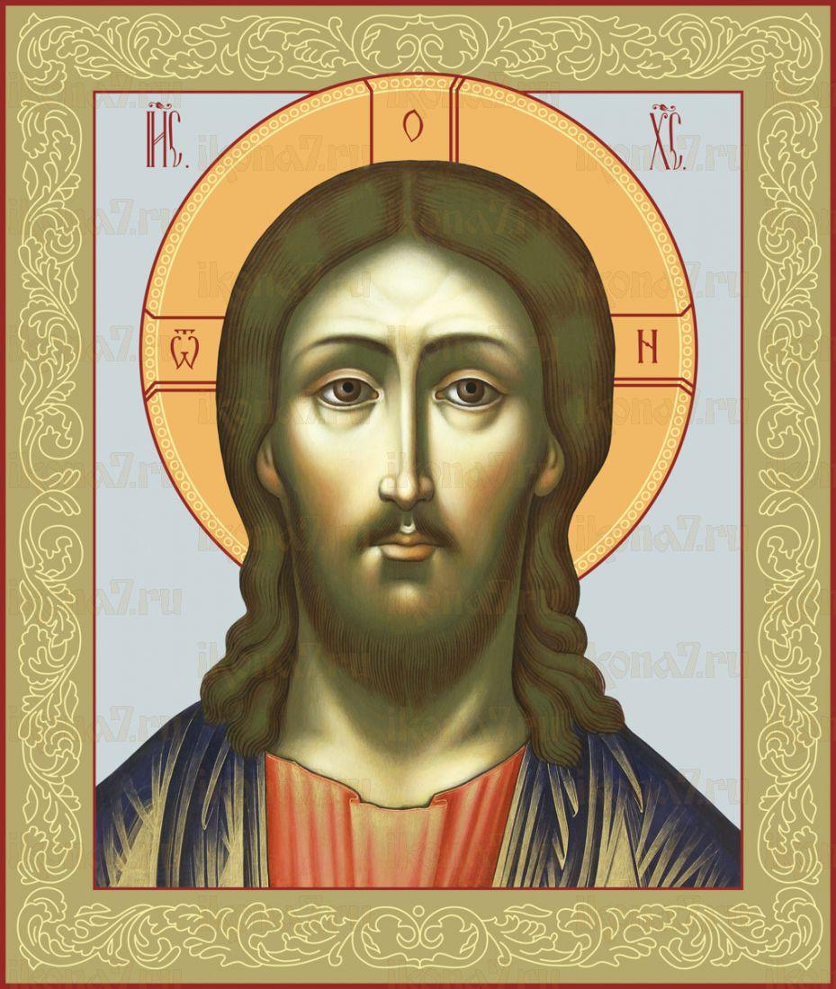Икона Господь Вседержитель