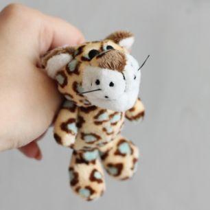 Леопард  Nici для куклы 10 см