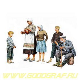 Фигуры Сельские жители, 2 МВ
