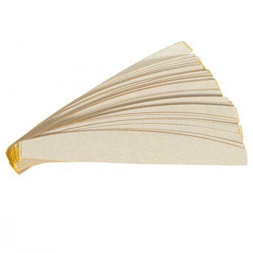 """Сменные картриджи для пилочки-основы """"лодочка"""", 240 грит / 50 шт, белые   SOFIPROFI"""