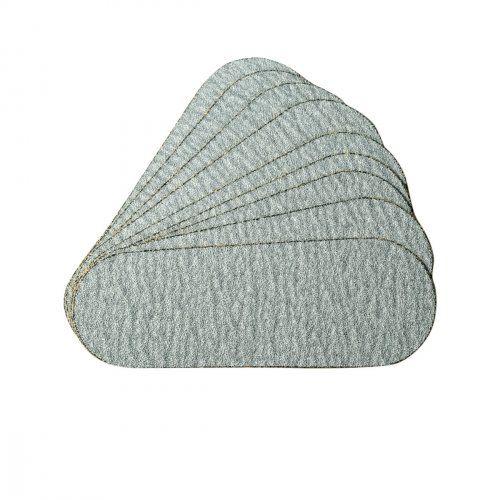 Сменные картриджи для пилочки-основы педикюрной серые, 100 грит / 10 шт  SOFIPROFI
