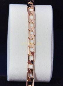 Позолоченный браслет, 6 мм (арт. 250298)