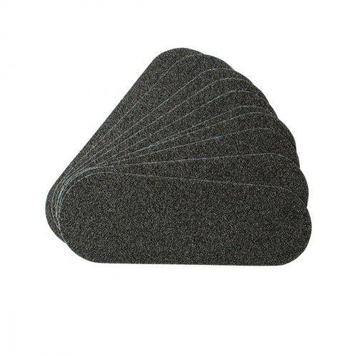 Сменные картриджи для пилочки-основы педикюрной черные, 100 грит / 10 шт   SOFIPROFI