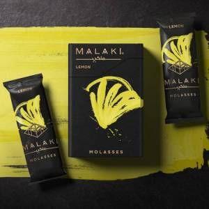 Табак Malaki - Lemon (Лимон, 50 грамм)