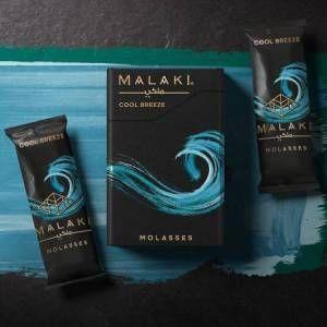Табак Malaki - Cool Breeze (Холодный Бриз, 50 грамм)