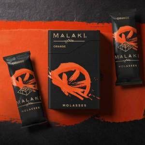 Табак Malaki - Orange (Апельсин, 50 грамм)