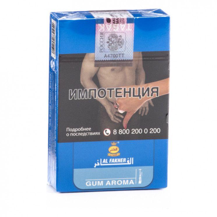 Табак Al Fakher - Gum (Жевательная Резинка, 50 грамм, Акциз)