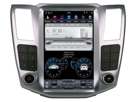 Witson Lexus RX серия 2003-2009 (TZ1278X)